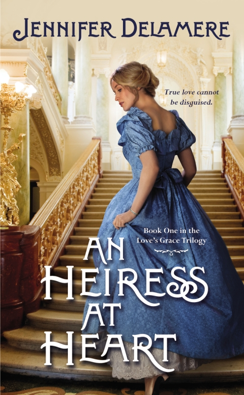 Cover for An Heiress at Heart